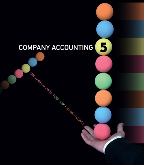 Company Accounting 5th Edition