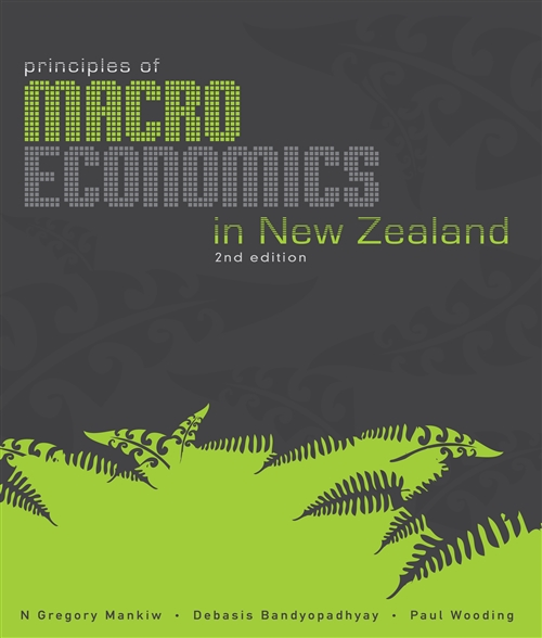 Principles of Macroeconomics in New Zealand with Online Study Tools 12 m onths