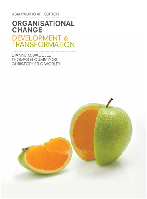 Organisational Change: Development and Transformation with Online Study Tools 12 months