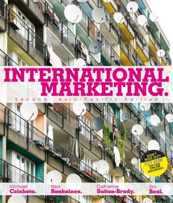 International Marketing : Asia Pacific Edition with Online Study Tools 1 2 months