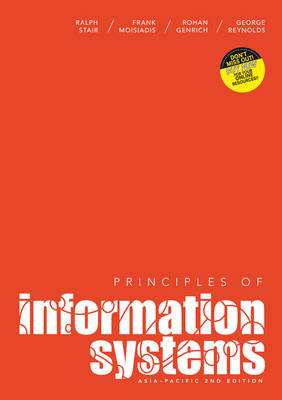 Principles of Information Systems with Online Study Tools 12 months