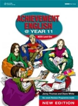 Achievement English Year 11 NCEA Level 1