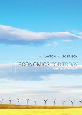 Economics for Today with Student Resource Access 12 Months (new copies only)