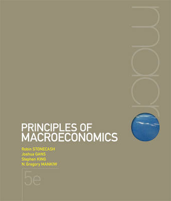 Principles of Macroeconomics with Online Study Tools 6 months