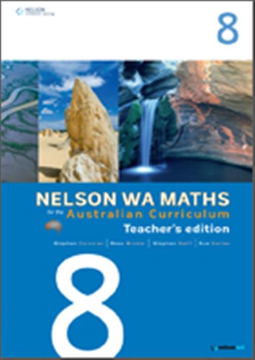 Nelson WA Maths for the Australian Curriculum Year 8 Teacher's Edition
