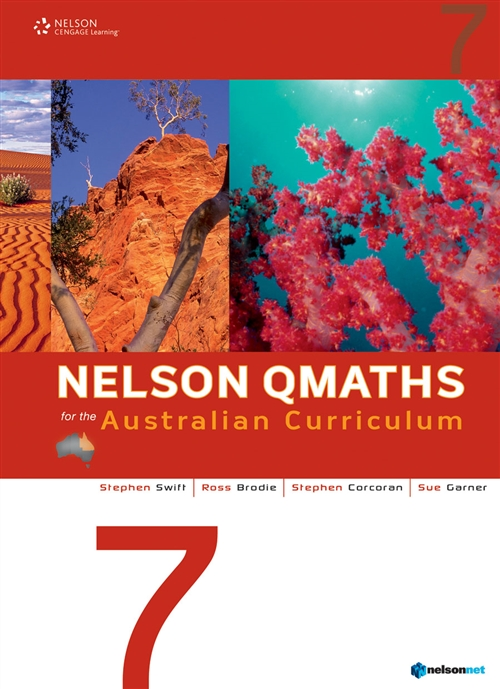 Nelson QMaths for the Australian Curriculum Year 7