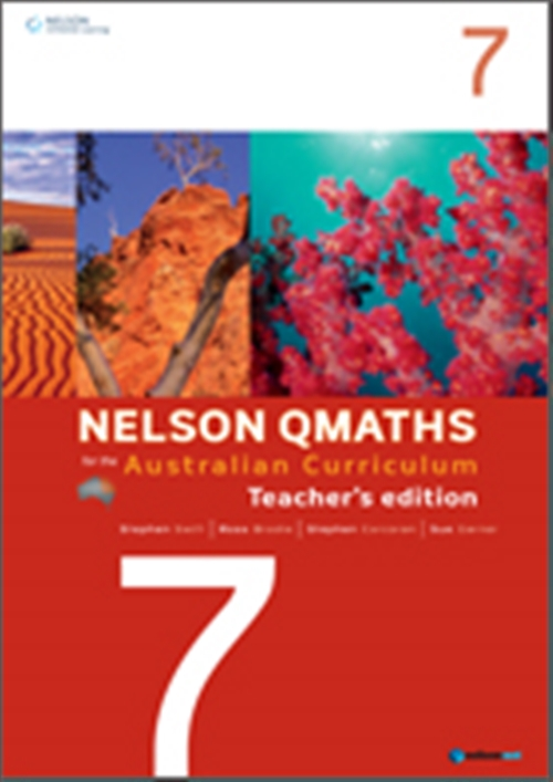 Nelson QMaths for the Australian Curriculum Year 7 Teacher's Edition