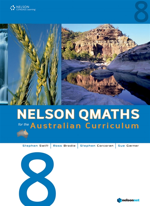 Nelson QMaths Year 8 for the Australian Curriculum