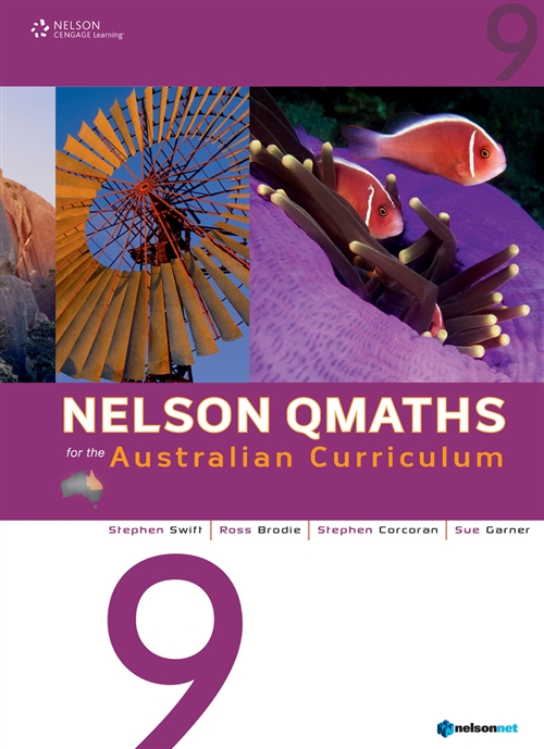 Nelson QMaths for the Australian Curriculum Year 9