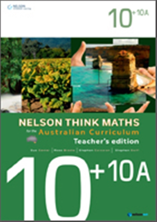 Nelson Think Maths for the Australian Curriculum Advanced 10+10A  Teacher's Edition