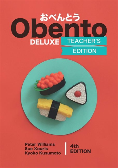 Obento Deluxe Teacher's Edition