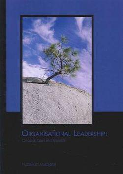 PP0570 Organisational Leadership: Concepts, Cases and Resear