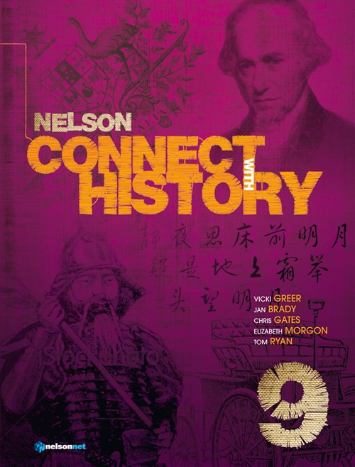 Nelson Connect with History for the Australian Curriculum Year 9