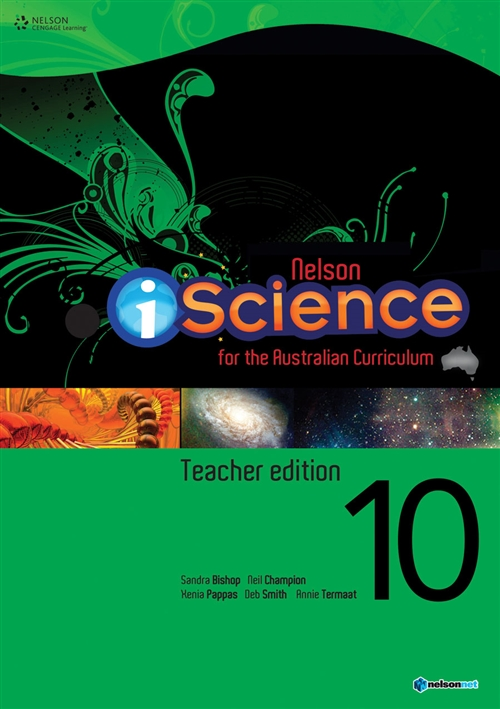 Nelson iScience Year 10 Teacher's Edition