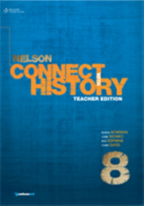 Nelson Connect with History Year 8 Teacher's Edition