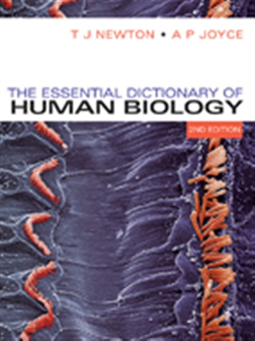 The Essential Dictionary of Human Biology