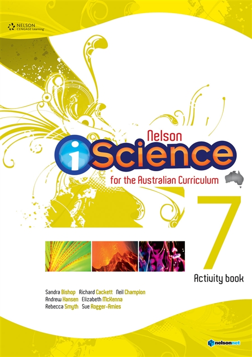 Nelson iScience 7 Activity Book
