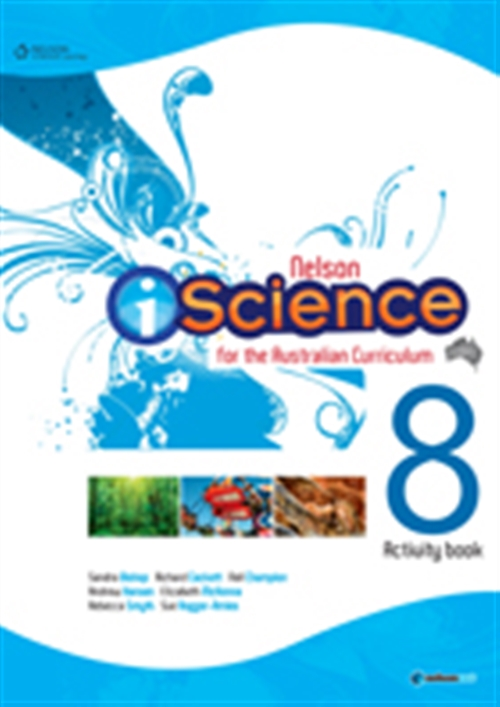 Nelson iScience Year 8 Activity Book