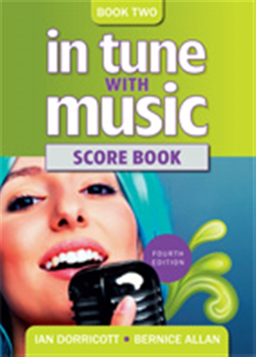 In Tune with Music 2 Scorebook