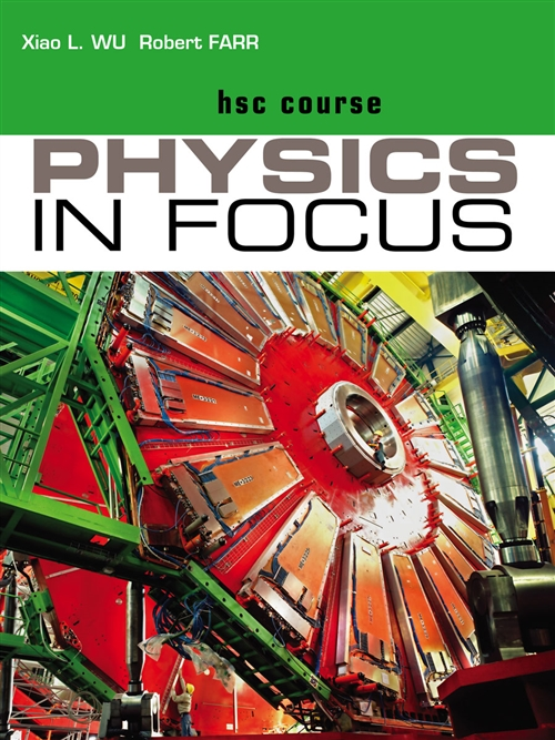Physics in Focus HSC Course (Student Book with 4 Access Codes)
