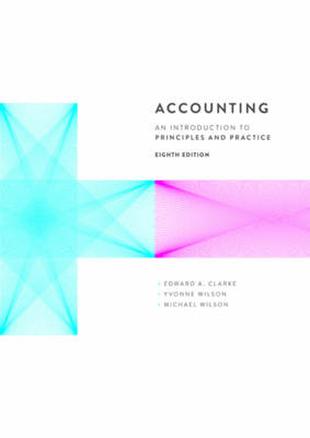 Accounting An Introduction to Principles and Practice 8th Edition
