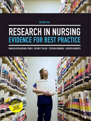 Research in Nursing :Evidence for Best Practice with Online Study Tools 12 months