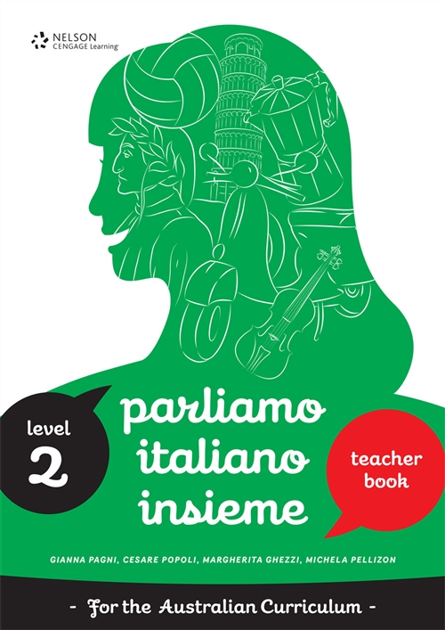 Parliamo Italiano Insieme 2 Teacher's Edition with CD