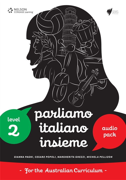 Parliamo Italiano Insieme 2 Audio and Video Pack