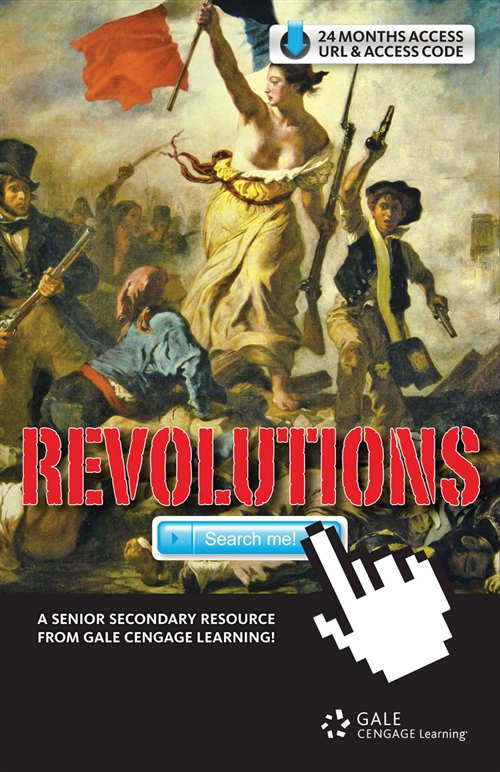 Search Me! Revolutions: A Senior Secondary Resource
