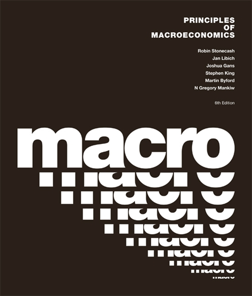Principles of Macroeconomics with Online Study Tools 12 months
