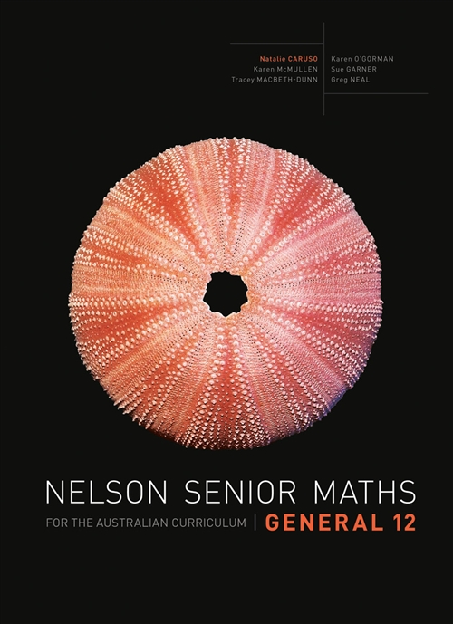 Nelson Senior Maths General 12 for the Australian Curriculum