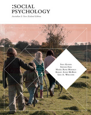 Social Psychology with Student Resource Access 12 Months: Australian and New Zealand Edition