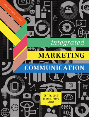 Integrated Marketing Communications with Online Study Tools 12 months