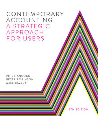 Contemporary Accounting: A Strategic Approach for Users with Online Stud y Tools 12 months