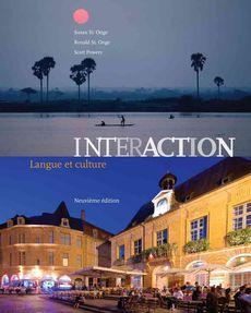 Bundle: Interaction : Langue Et Culture + Student Activities Manual + Sam Answer Key with Audio Script + Premium Web Site Printed Access Card