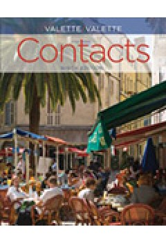 Bundle: Contacts: Langue et culture franaises. 9th + iLrn Heinle Learning Center Printed Access Card
