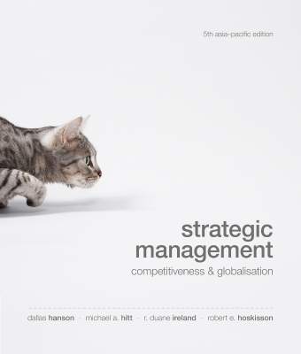 Stategic Management : Competitiveness and Globalisation PDF