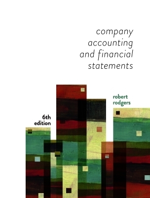 Company Accounting and Financial Statements : Australia New Zealand Edition PDF