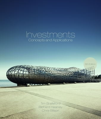 Investments : Concepts & Applications PDF