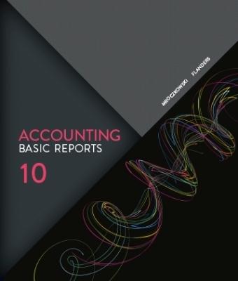 Accounting: Basic Reports PDF