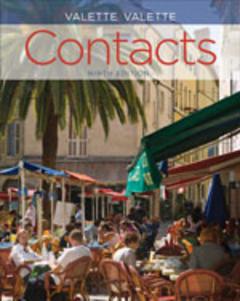 Bundle: Contacts : Langue Et Culture Franaises + Sam for Valette/Valett E's Contacts: Langue Et Culture Franaises, 9th +