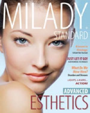 Bundle: Milady Standard Esthetics + Workbook for Milady Standard Esthetics: Advanced