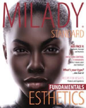 Bundle: Milady Standard Esthetics + Workbook for Milady Standard Esthetics: Fundamentals
