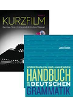 Bundle: Handbuch zur deutschen Grammatik + Student Activities Manual (with Premium Web Site Printed Access Card) +  Kurzfilm Booklet with DVD: German Short Films