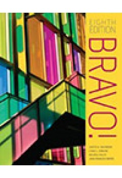 Bundle: Bravo! + iLrn 24-Months Printed Access Card for Muyskens/Harlow/Vialet/Bri re's Bravo!, 8th