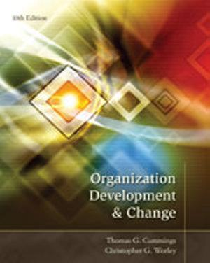Bundle: Organization Development and Change + PP1041 - Organisation Development & Change: Practice Manual, Readings and Case Studies