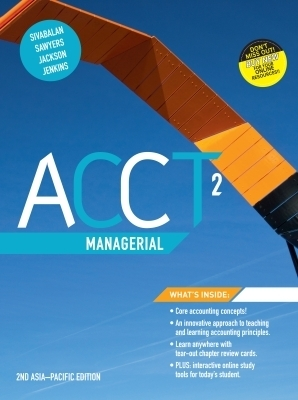 3I eBook: ACCT2 Managerial