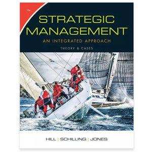 Bundle: Strategic Management Theory: An Intergrated Approach, Loose-Leaf  Version + MindTap® Management, 1 term (6 months) Printed Access Card for Hill/Schilling/Jones' Strategic Management Theory & Cases: An Integrated Approach