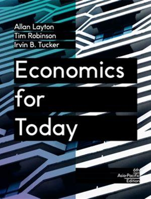 Bundle: Economics for Today with Student Resource Access 12 Months +  Economics for Today MindTap Printed Access Card for 12 Months