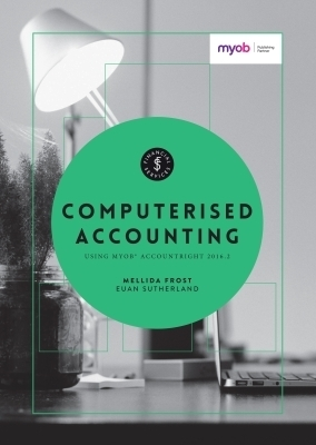 3I eBook: Computerised Accounting: A Systematic Approach